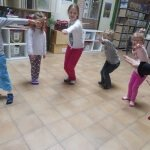 Dansworkshop op BSO Vandaag (2)