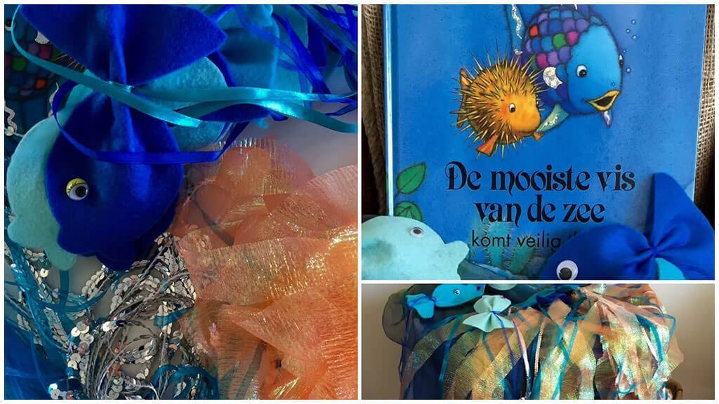 Dansthema: Mooiste vis in de zee