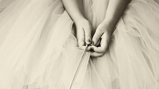 Kleuterdans, ballerina handjes