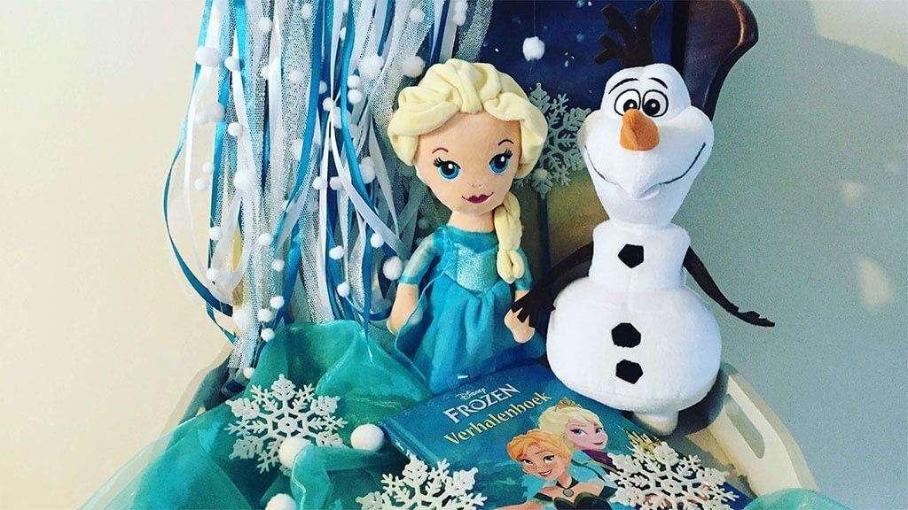 Peuterdans Frozen