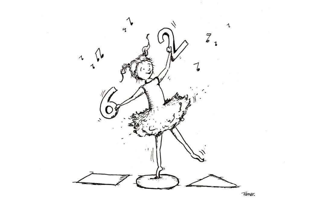 Leren door dans & beweging - Kijk, ik dans!