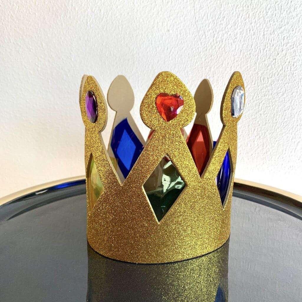 Voorbeeld van kroon