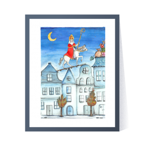 Dansthema Sinterklaas