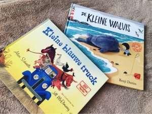 Boeken (kleine Blauwe Truck En Walvis)