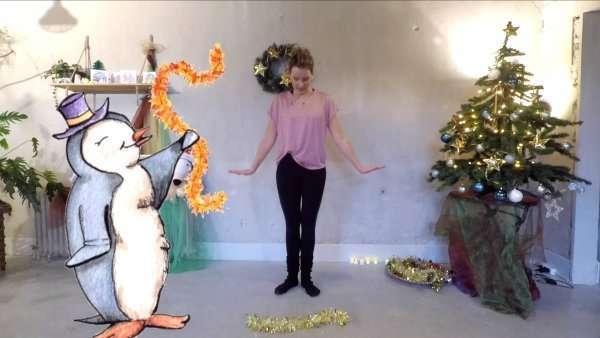 Kerstles Slinger Dans