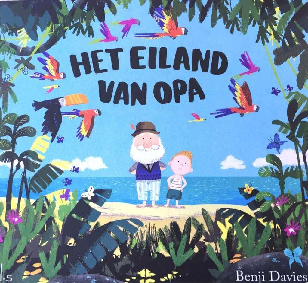 Opa's Eiland - Boekentip