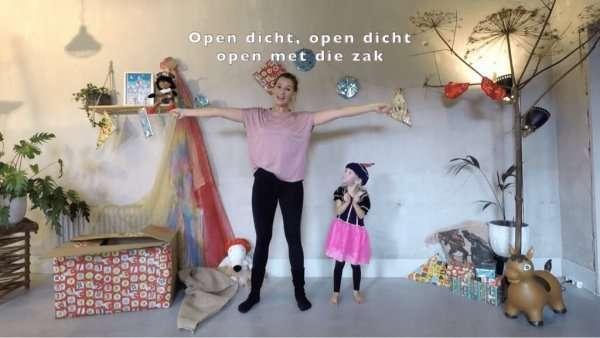 Sinterklaas (open Dicht)
